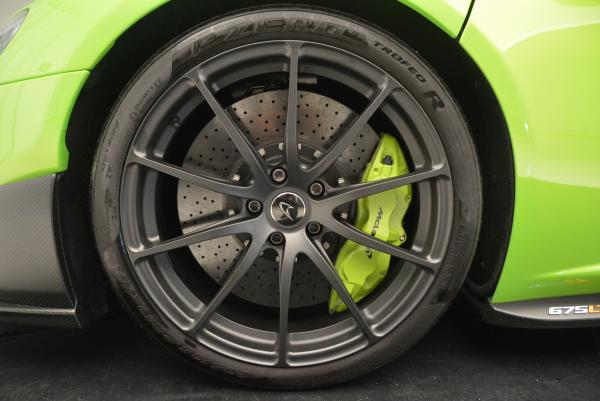 Used 2016 McLaren 675LT Coupe for sale $249,900 at Alfa Romeo of Greenwich in Greenwich CT 06830 15