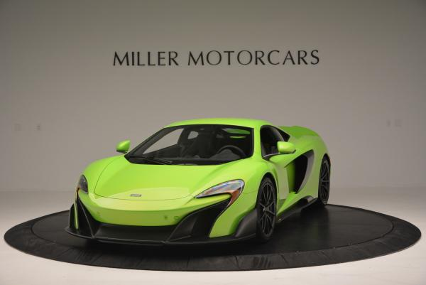 Used 2016 McLaren 675LT Coupe for sale $249,900 at Alfa Romeo of Greenwich in Greenwich CT 06830 2