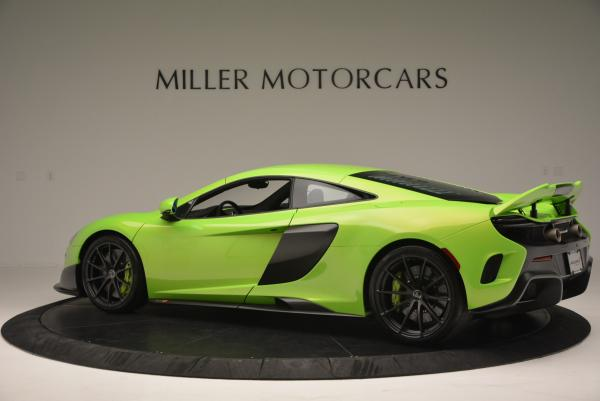 Used 2016 McLaren 675LT Coupe for sale $249,900 at Alfa Romeo of Greenwich in Greenwich CT 06830 4