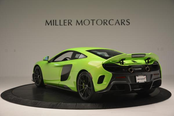 Used 2016 McLaren 675LT Coupe for sale $249,900 at Alfa Romeo of Greenwich in Greenwich CT 06830 5