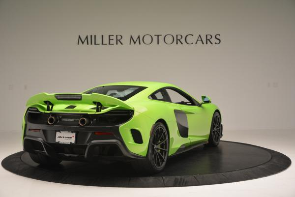Used 2016 McLaren 675LT Coupe for sale $249,900 at Alfa Romeo of Greenwich in Greenwich CT 06830 7