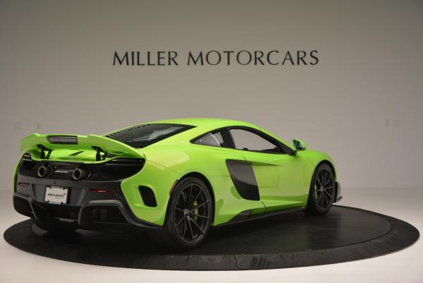 Used 2016 McLaren 675LT Coupe for sale $249,900 at Alfa Romeo of Greenwich in Greenwich CT 06830 8