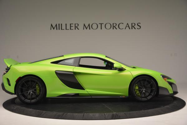 Used 2016 McLaren 675LT for sale Sold at Alfa Romeo of Greenwich in Greenwich CT 06830 9