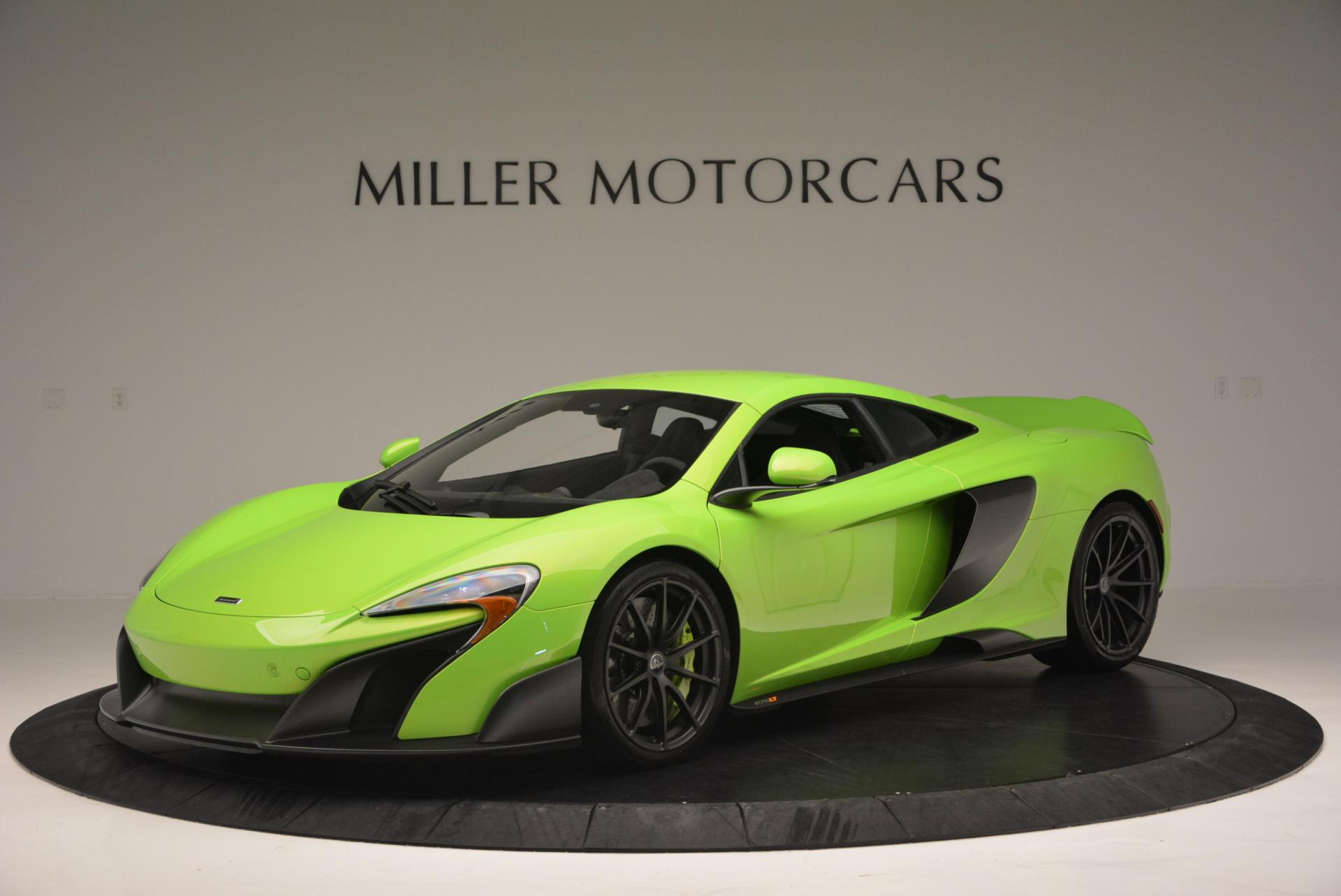 Used 2016 McLaren 675LT Coupe for sale $249,900 at Alfa Romeo of Greenwich in Greenwich CT 06830 1