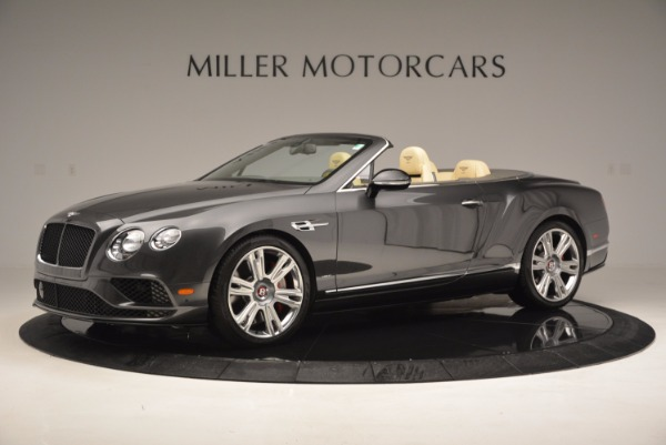 Used 2017 Bentley Continental GT V8 S for sale Sold at Alfa Romeo of Greenwich in Greenwich CT 06830 2