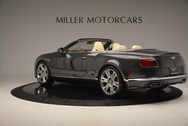 Used 2017 Bentley Continental GT V8 S for sale Sold at Alfa Romeo of Greenwich in Greenwich CT 06830 4