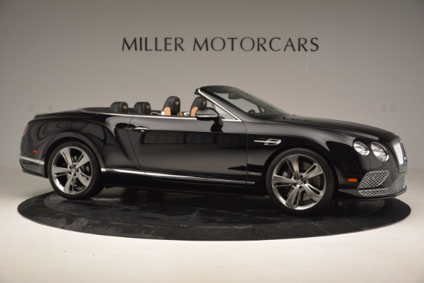 Used 2016 Bentley Continental GT Speed Convertible for sale Sold at Alfa Romeo of Greenwich in Greenwich CT 06830 10