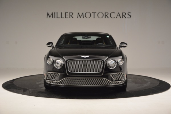 Used 2016 Bentley Continental GT Speed Convertible for sale Sold at Alfa Romeo of Greenwich in Greenwich CT 06830 13