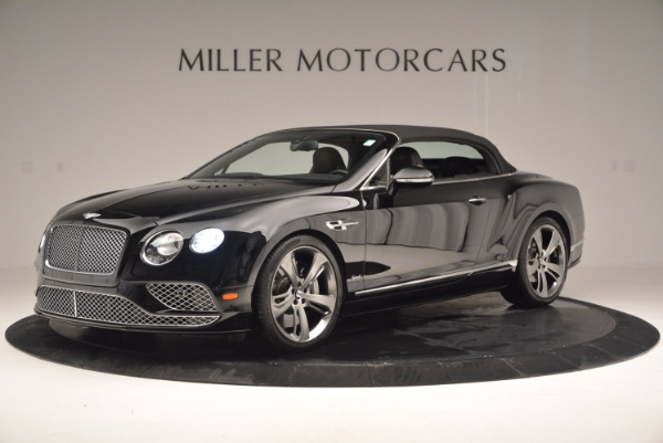 Used 2016 Bentley Continental GT Speed Convertible for sale Sold at Alfa Romeo of Greenwich in Greenwich CT 06830 14