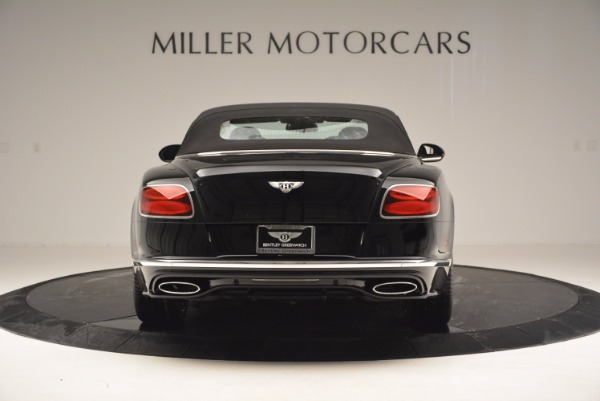 Used 2016 Bentley Continental GT Speed Convertible for sale Sold at Alfa Romeo of Greenwich in Greenwich CT 06830 17