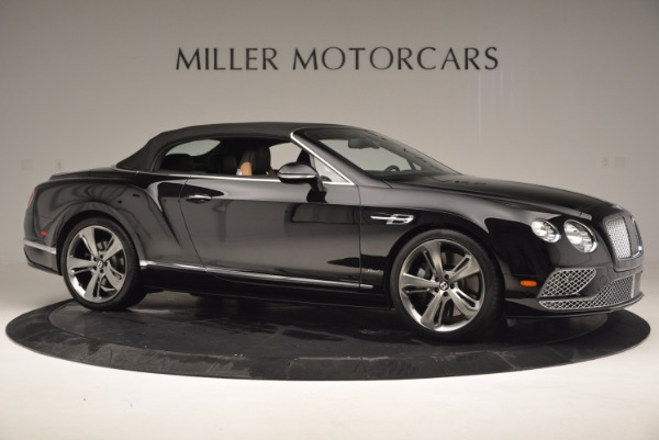 Used 2016 Bentley Continental GT Speed Convertible for sale Sold at Alfa Romeo of Greenwich in Greenwich CT 06830 19