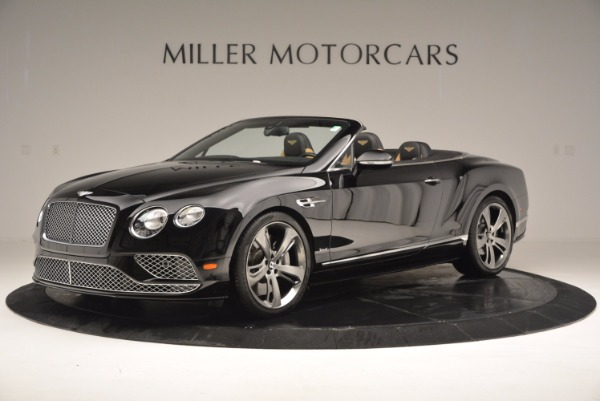 Used 2016 Bentley Continental GT Speed Convertible for sale Sold at Alfa Romeo of Greenwich in Greenwich CT 06830 2