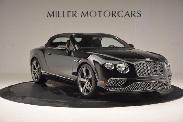 Used 2016 Bentley Continental GT Speed Convertible for sale Sold at Alfa Romeo of Greenwich in Greenwich CT 06830 20