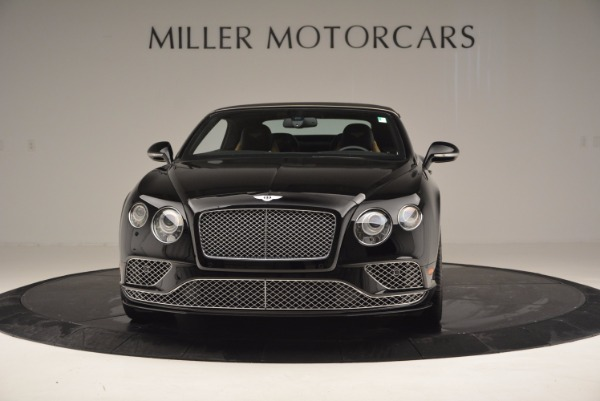 Used 2016 Bentley Continental GT Speed Convertible for sale Sold at Alfa Romeo of Greenwich in Greenwich CT 06830 21