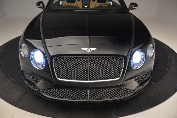Used 2016 Bentley Continental GT Speed Convertible for sale Sold at Alfa Romeo of Greenwich in Greenwich CT 06830 22