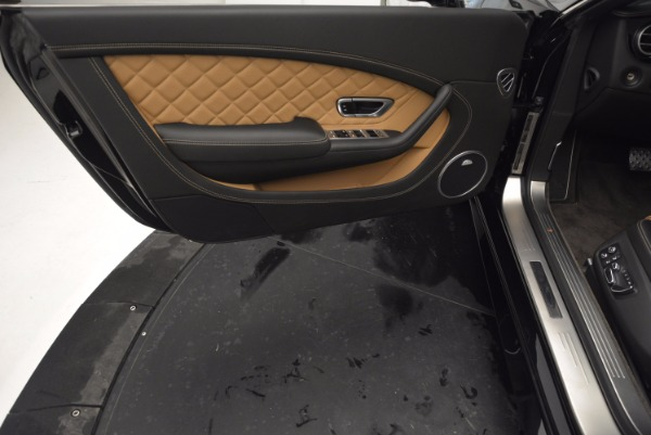 Used 2016 Bentley Continental GT Speed Convertible for sale Sold at Alfa Romeo of Greenwich in Greenwich CT 06830 27