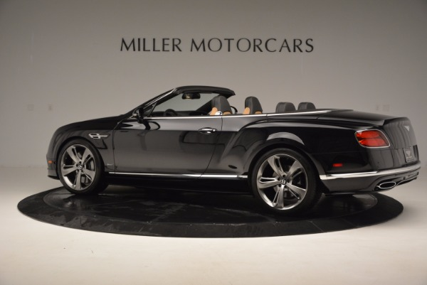 Used 2016 Bentley Continental GT Speed Convertible for sale Sold at Alfa Romeo of Greenwich in Greenwich CT 06830 4