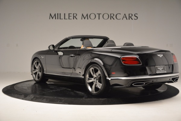Used 2016 Bentley Continental GT Speed Convertible for sale Sold at Alfa Romeo of Greenwich in Greenwich CT 06830 5