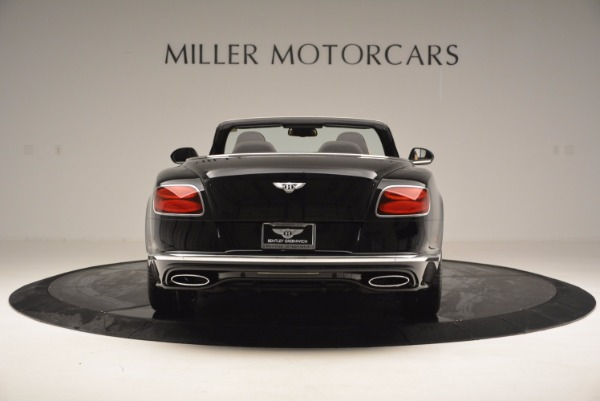 Used 2016 Bentley Continental GT Speed Convertible for sale Sold at Alfa Romeo of Greenwich in Greenwich CT 06830 6