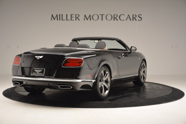 Used 2016 Bentley Continental GT Speed Convertible for sale Sold at Alfa Romeo of Greenwich in Greenwich CT 06830 7