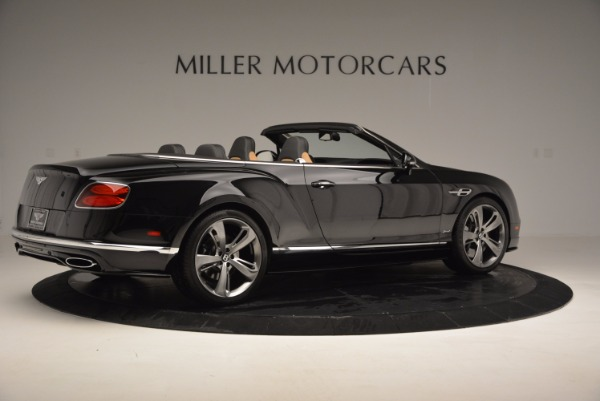 Used 2016 Bentley Continental GT Speed Convertible for sale Sold at Alfa Romeo of Greenwich in Greenwich CT 06830 8