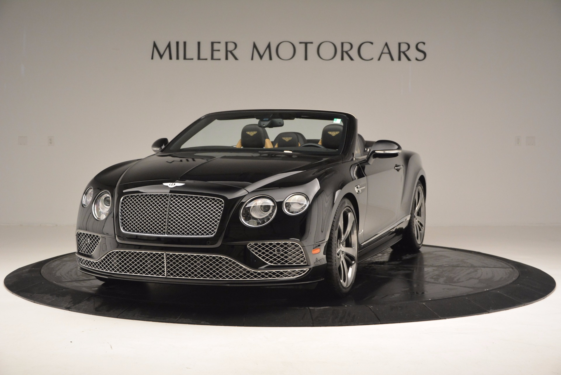 Used 2016 Bentley Continental GT Speed Convertible for sale Sold at Alfa Romeo of Greenwich in Greenwich CT 06830 1