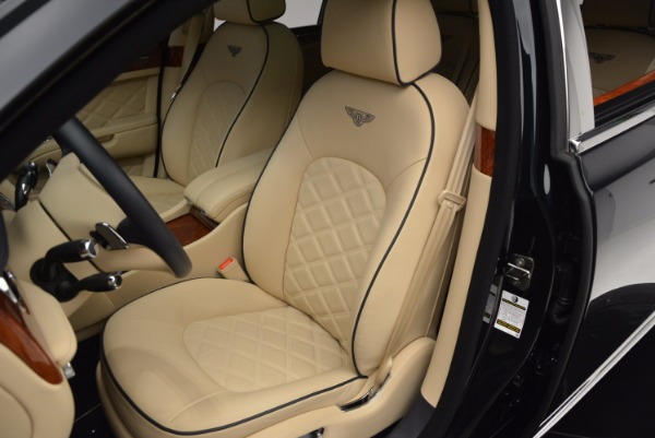 Used 2016 Bentley Mulsanne for sale Sold at Alfa Romeo of Greenwich in Greenwich CT 06830 18