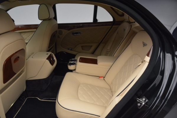 Used 2016 Bentley Mulsanne for sale Sold at Alfa Romeo of Greenwich in Greenwich CT 06830 25