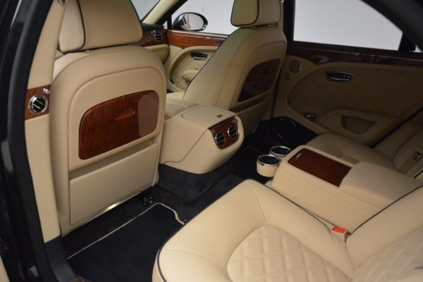 Used 2016 Bentley Mulsanne for sale Sold at Alfa Romeo of Greenwich in Greenwich CT 06830 26