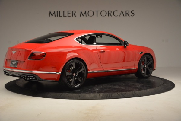 Used 2016 Bentley Continental GT V8 S for sale Sold at Alfa Romeo of Greenwich in Greenwich CT 06830 8