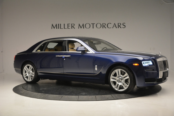 Used 2016 Rolls-Royce Ghost EWB for sale Sold at Alfa Romeo of Greenwich in Greenwich CT 06830 10