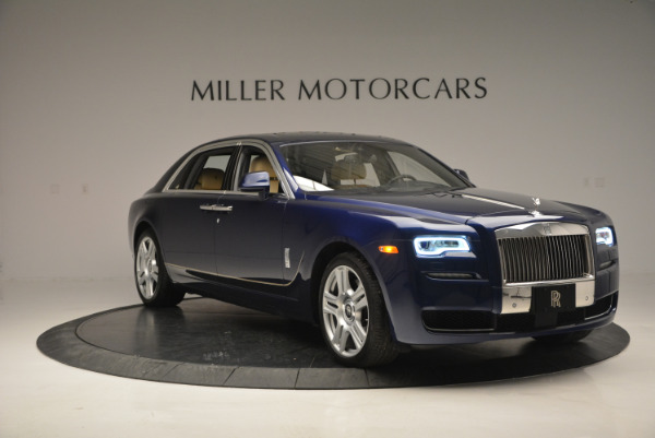 Used 2016 Rolls-Royce Ghost EWB for sale Sold at Alfa Romeo of Greenwich in Greenwich CT 06830 11