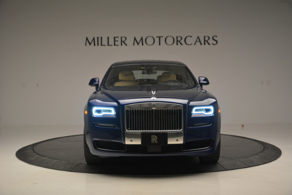 Used 2016 Rolls-Royce Ghost EWB for sale Sold at Alfa Romeo of Greenwich in Greenwich CT 06830 12