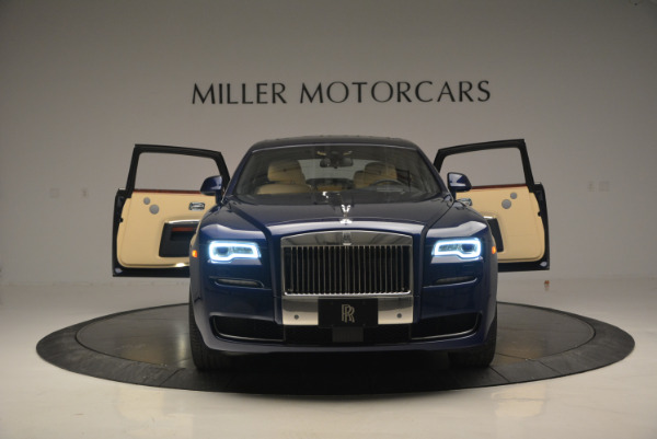 Used 2016 Rolls-Royce Ghost EWB for sale Sold at Alfa Romeo of Greenwich in Greenwich CT 06830 13