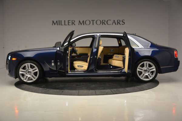 Used 2016 Rolls-Royce Ghost EWB for sale Sold at Alfa Romeo of Greenwich in Greenwich CT 06830 14