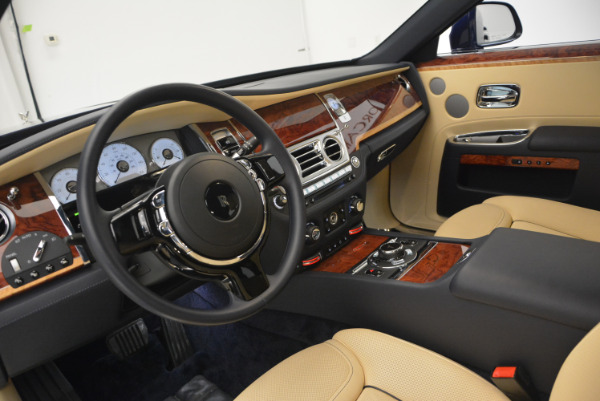 Used 2016 Rolls-Royce Ghost EWB for sale Sold at Alfa Romeo of Greenwich in Greenwich CT 06830 18