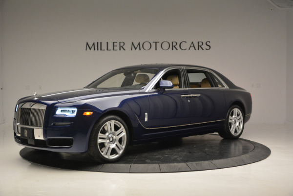 Used 2016 Rolls-Royce Ghost EWB for sale Sold at Alfa Romeo of Greenwich in Greenwich CT 06830 2