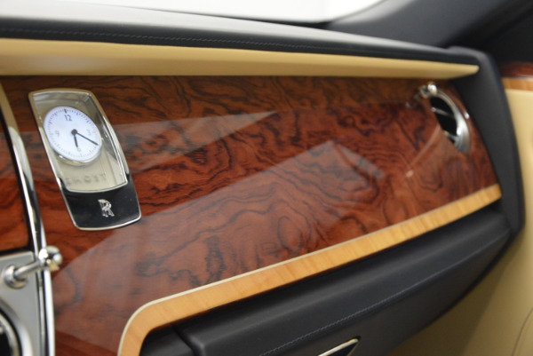 Used 2016 Rolls-Royce Ghost EWB for sale Sold at Alfa Romeo of Greenwich in Greenwich CT 06830 23