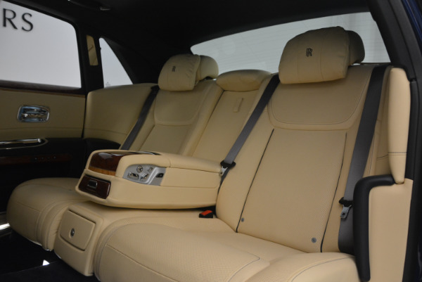 Used 2016 Rolls-Royce Ghost EWB for sale Sold at Alfa Romeo of Greenwich in Greenwich CT 06830 26