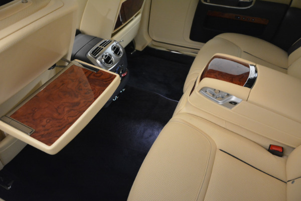 Used 2016 Rolls-Royce Ghost EWB for sale Sold at Alfa Romeo of Greenwich in Greenwich CT 06830 28