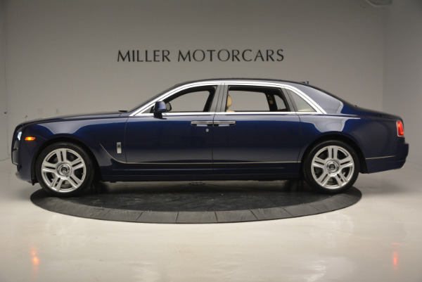 Used 2016 Rolls-Royce Ghost EWB for sale Sold at Alfa Romeo of Greenwich in Greenwich CT 06830 3