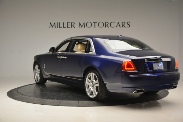 Used 2016 Rolls-Royce Ghost EWB for sale Sold at Alfa Romeo of Greenwich in Greenwich CT 06830 5