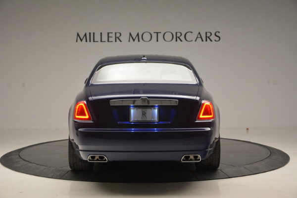 Used 2016 Rolls-Royce Ghost EWB for sale Sold at Alfa Romeo of Greenwich in Greenwich CT 06830 6