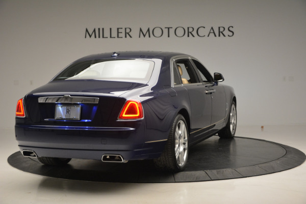 Used 2016 Rolls-Royce Ghost EWB for sale Sold at Alfa Romeo of Greenwich in Greenwich CT 06830 7