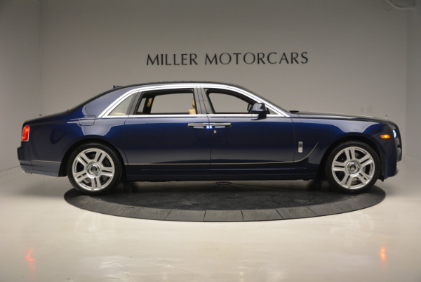 Used 2016 Rolls-Royce Ghost EWB for sale Sold at Alfa Romeo of Greenwich in Greenwich CT 06830 9