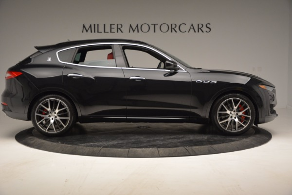 New 2017 Maserati Levante S for sale Sold at Alfa Romeo of Greenwich in Greenwich CT 06830 9