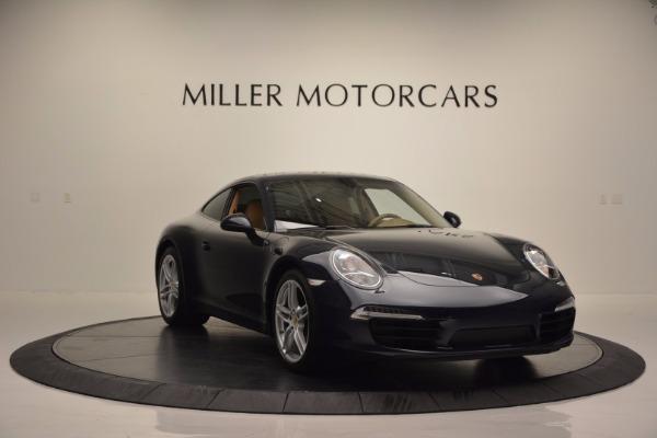 Used 2014 Porsche 911 Carrera for sale Sold at Alfa Romeo of Greenwich in Greenwich CT 06830 11