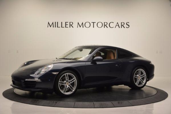 Used 2014 Porsche 911 Carrera for sale Sold at Alfa Romeo of Greenwich in Greenwich CT 06830 2