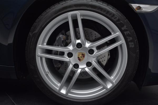 Used 2014 Porsche 911 Carrera for sale Sold at Alfa Romeo of Greenwich in Greenwich CT 06830 20