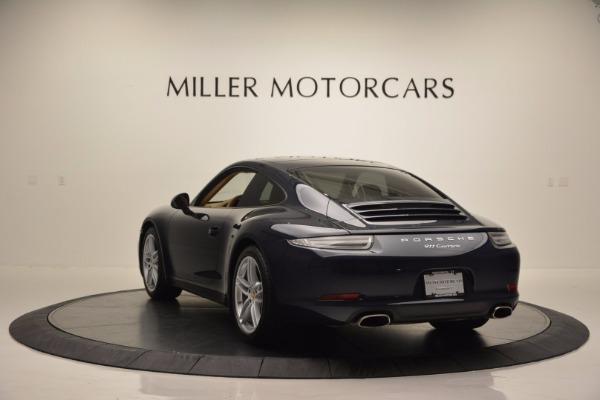 Used 2014 Porsche 911 Carrera for sale Sold at Alfa Romeo of Greenwich in Greenwich CT 06830 5